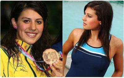 Stephanie Rice, Australian Swimmer