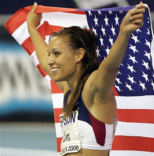 Lori Lolo Jones - USA, Hurdles