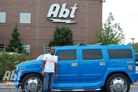 alfonso-sorianos-hummer