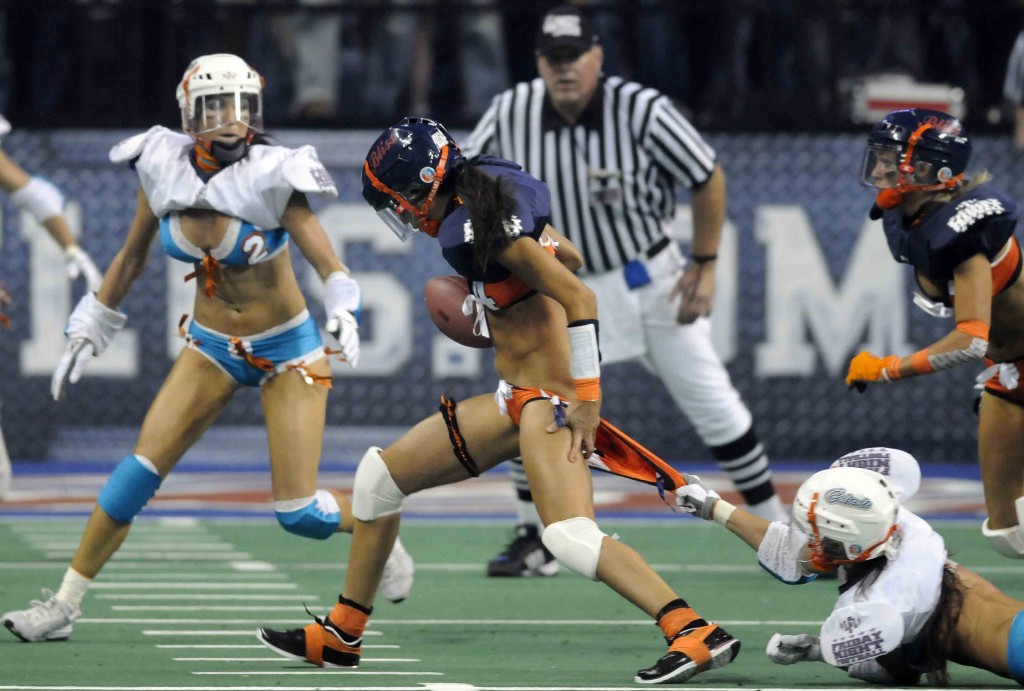 The End is Near for the Lingerie Football League
