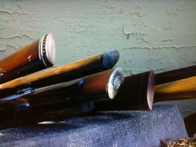 Recovered Rifles